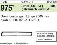 Gewindestangen M6x2000