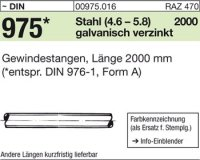 DIN975 M8x2000