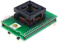 Adapter: DIL44-TQFP44