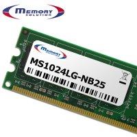 Systemspezifische Arbeitsspeicher Notebook 1GB LG S510 X.CBCEG Giave