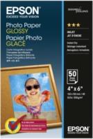 Epson Photo Papier Glans 10x15 cm 50 Vel 200 g