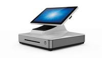 "Elo Touch Solution E347918 POS system 39,6 cm (15.6"") 1920 x 1080 Pixels Touchscreen 2 GHz Alles-in-een Grijs, Wit"