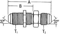 AEROQUIP 2041-4-4S