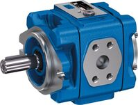 Bosch Rexroth PGH5-3X/125RR11WU2 Internal Gear pump