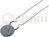 Bezpiecznik: termistor PTC; ceramiczny; 190mA; Raster:5mm