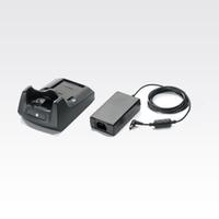 Zebra CRD5500-101UES oplader voor mobiele apparatuur Zwart Binnen