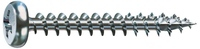 Dresselh. 4003530015311 4,5 x 16 SPAX-Schrauben Pan-Head-Z galv. verzinkt
