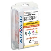ARMOR Multipack promo pour LC 970/LC1000 B10111R1