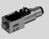 Bosch Rexroth R901215001 M-3SED6UK1X/350CG24N9K4/B08V Wege-Sitzventil