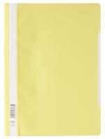 Durable 2573-04 A4 Polypropylene (PP) Transparent,Yellow