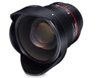 Samyang 8mm F3.5 UMC Fish-Eye CS II SLR Weitwinkel-Fischaugenobjektiv Schwarz