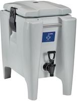 ETERNASOLID® Getränkebehälter Q-Xtra 10 ETERNASOLID® - graublau-melange