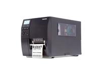 B-EX4T1-TS12-QM-R (D) - Etikettendrucker, Thermotransfer, 305dpi, Druckkopf Edge Type, USB, LAN