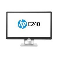 HP EliteDisplay E240 60,4 cm (24 Zoll) LED-IPS-Monitor, analog, digital
