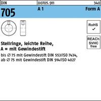 DIN 705 1.4305 A 22 rostfrei A 1 VE=S (1 Stück)