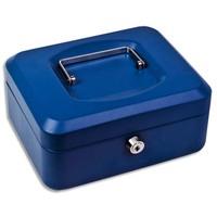 5 ETOILES Caisse � monnaie bleue - Dimensions : L30 x H9 x P24 cm