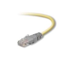 Belkin UTP CAT5e 3m Netzwerkkabel U/UTP (UTP) Gelb