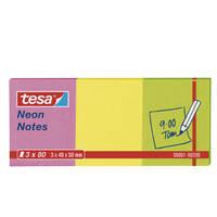 Haftnotizen Tesa Neon Notes 56001-00000-00