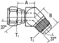 AEROQUIP 2070-6-6S