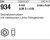 Sechskantmuttern M18x1,5-LH