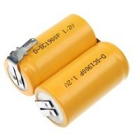 AccuPower akkumulátor kézi porszívó 2,4 Volt, 2000mAh