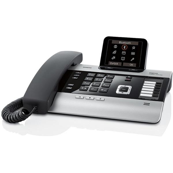 GIGASET Vezetékes Telefon DX800A IP/ISDN - DX800A