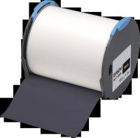100 mm Olefinbänder RC-T1BNA schwarz für LabelWorks Pro100