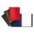 5 ETOILES Classeur � 4 anneaux de 20 mm en polypropyl�ne 8/10e rouge