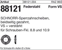 SCHNORR-Sperrzahnsch. VS18x27x2