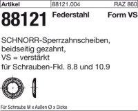 SCHNORR-Sperrzahnsch. VS8x13x1,2