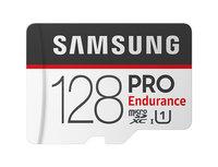 Samsung PRO Endurance microSD Karte (SD Adapter) 128GB