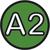 Symbol zu ISO4762 M 2.5x 8 Edelstahl A2 Zylinderschraube mit Innensechskant (DIN 912)