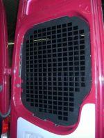 Fensterschutzgitter für Renault Master, Bj. ab 2010, Radstand 3182mm, Schiebetür rechts