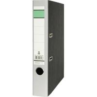 Ordner 50mm DIN A4 Werkstoff: 100% recyceltes Papier grau