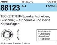 TECKENTRUP-Sperrkants. S8x16,2x1,4