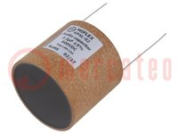 Kondensator: aluminium-polipropylen-papier; 2,2uF; 600VDC; ±5%