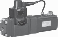 Bosch Rexroth 4WRDE16E125P-5X/6L24EK9/WG152MR Fast response valve