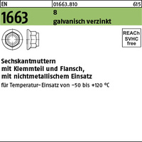 EN 1663 Kl.8 M 5 galv. verzinkt gal Zn VE=S (100 Stück)