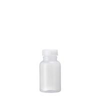 Weithalsflasche LDPE, 250 ml kompl. mit Verschluß