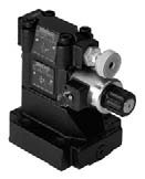 Parker R4U10-5313009G0QA1 Pressure cut-off valve