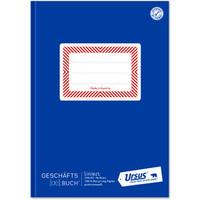 Geschäftsbuch, liniert 10 mm, A5, 80 g/m², 96 Blatt