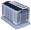 Really Useful Box 48 liter, transparant