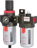 0,5-12bar KS Tools 515.3350 3//8 Druckluft-Wartungseinheit