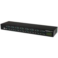StarTech.com 16-poorts USB naar serieel adapter hub