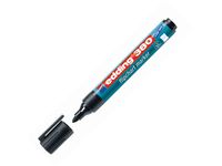 Edding Flipover marker 380 1,5 - 3 mm, zwart (pak 10 stuks)