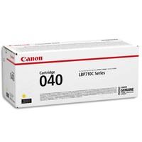 CANON Cartouche Laser Jaune 040 0454C001