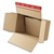 COLOMPAC Carton fond auto 445x315x180-300 - Dimensions : L44,5 x H31,5 x P18-30 cm coloris brun
