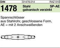 DIN 1478 Stahl SP-AE Spannschlösser M16