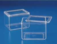 74mm Staining jar PMP (TPX\up6\fs14 ®\up0\fs18 ) Length 95 mm Height 63 mm