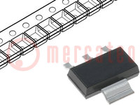 IC: power switch; low-side switch; 1,4A; Canales:1; N-Channel; SMD